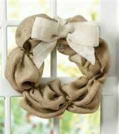 Burlap | Craft Ideas