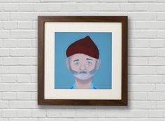 Bill Murray print