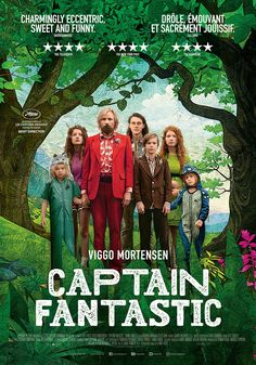 Captain Fantastic, Matt Ross, Viggo Mortensen
