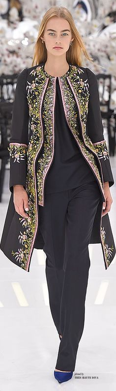 #fallintofashion14 & #mccallpatterncompany Christian Dior Autumn/Winter 2014-2015 Haute Couture