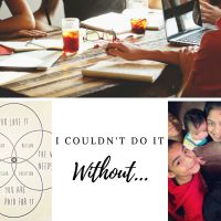I Couldn't Do It Without… – How She Does It