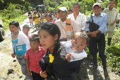 Unidad para las Víctimas entregó 644 ayudas   humanitarias a población indígena en Risaralda