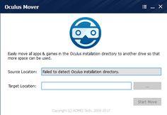 AOMEI Oculus Mover Free