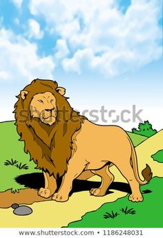 Lion Mammals Animal Illustration with smooth graphics and full coloring. So that the illustration of this Lion animals will be interesting when used as an image of supporting material, or to be seen. Mammals, Lion, Royalty Free Stock Photos, Coloring, Smooth, Graphics, Animal, Illustration, Pictures