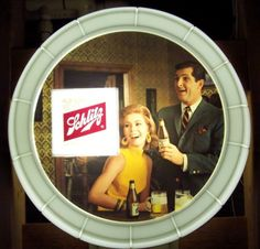Vintage 1966 Schlitz Brewing Light Up Pub Bar Beer Sign