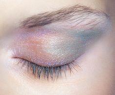 Eye makeup at Jill Stuart Spring 2009.