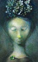 Hortensie by Ludmila Jirincova-Novakova