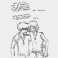 i want murdoc to fuck and get fucked Feeling Happy, How Are You Feeling, 2d And Murdoc, Balloon Race, Gorillaz Art, Types Of Guys, Instant Messaging, Nerdy Things, I Feel Good