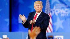 Trump Blinks on Border Wall Funding