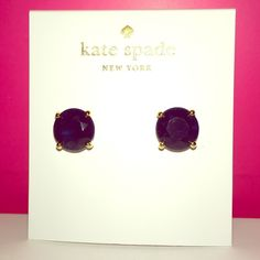 Kate Spade ♠️ Dark Blue Gumdrop Earrings NWTs ✨ NWTs Kate Spade ♠️ Dark Blue Gumdrop Earrings • Posts are made of Rhodium & are Nickel Free for sensitive ears • Includes dust bags • smoke free home • 20% donated to the American Cancer Society • IF INTERESTED LET ME KNOW & I WILL MAKE YOU A NEW LISTING AS I HAVE 2 • Thanks & Happy Poshing! ✨ kate spade Jewelry Earrings