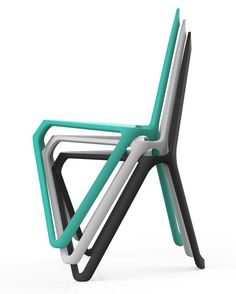 X-plus Structure-Chair by X SHI