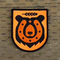 Lucky Bear Patch | Doublenaut