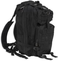 Bulldog Cases Extreme Compact Level III Assault Backpack