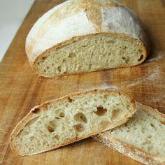 Cookistry: Crusty Artisanal Bread