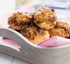Cheese and chutney quick bread