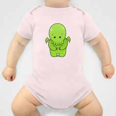 Baby Cthulhu Onesie - Someone's kid is getting this!!