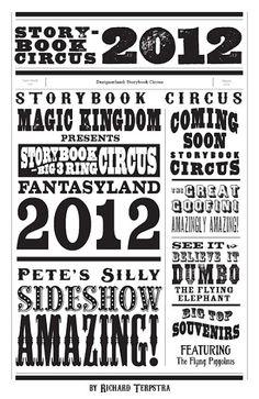 New Fantasy Land, Storybook circus