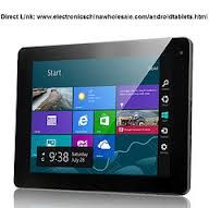 Windows 8 Compatible Tablet Elite - Dual Core Intel 1.5GHz, 32GB, 9.7 Inch HD Display.  You can get one for free if you like. Click the picture for more info.