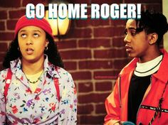 Marques Houston from the group Immature on Sister Sister.