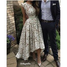 Modest Prom Dress Long, Elegant Round Neck Lace Prom Dress For Teens, Cute Homecoming Dress, Prom Dresses Lace Homecoming Dresses, Lace Evening Dress Prom Dresses Long Modest, Cute Homecoming Dresses, Prom Dresses For Teens, Formal Dresses For Women, Prom Party Dresses, Cute Dresses, Beautiful Dresses, Dress Prom, Dresses 2016