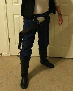 26d14ea1c33dc5 Han Solo gun belt Han Solo Halloween Costume