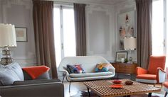 design interior contemporan, Fleur Delesalle