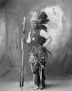 Black Crow - Arapaho - 1898