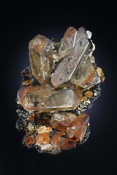 Cerussite - Mibladen Mining District, Midelt Province, Drâa-Tafilalet Region, Morocco Size: 58 x 41 x 37 mm