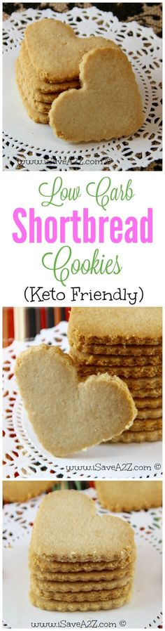 9 of the Best Ever Keto Cookie Recipes - For Christmas OR Anytime