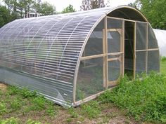 Our Hoop House/chicken tractor - Page 31