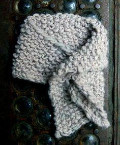 A quick knit!.