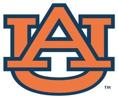 auburn tigers primary logo 1971 sports logos pinterest rh pinterest com Auburn University Football Logo Auburn Football Logo