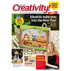 Creativity Magazine by Docrafts Issue 24