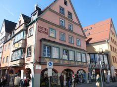Hotel Sonne Füssen http://www.hotel-fuessen.de