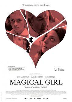 """Cuéntame una historia: """"Magical Girl""""  Carlos Vermut"""