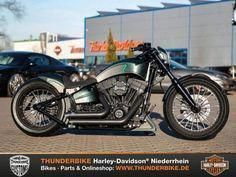 Awesome Custom Bike Harley Davidson Softail Breakout Torque By Thunderbike Custom 2018 Ape Cvo 2017 Accessories Bobber Harley Davidson Softail Harley