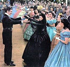 "From ""Gone with the Wind""  victoriana clothing - Google Search"