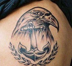 Eagle Tattoo Design Photo