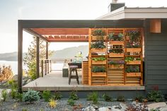Yard Crashers did a fantastic job on the outdoor kitchen! Take a tour >> http://www.diynetwork.com/blog-cabin/2015/outdoor-kitchen-pictures-from-diy-network-blog-cabin-2015-pictures?soc=pinterestbc15