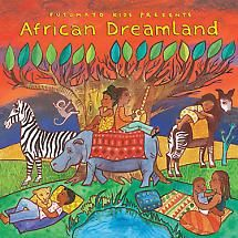 Features enchanting and calming African songs for relaxation and sweet dreams. Available at Alternatives Global Marketplace.