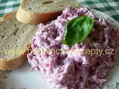 Salát z červeného zelí Cooking, Food, Salads, Deutsch, Kitchen, Essen, Meals, Yemek, Brewing