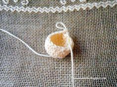 Lavanda e Lillà: Centro Caterina de' Medici - Parte II Sewing Lace, Feltro, Embroidery, Lavender, Hessian Fabric, Jute, Drive Way