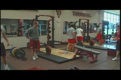 Oklahoma Wrestling Power Training