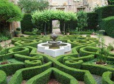 Tudor knot gardens