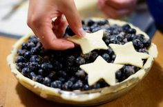 Blueberry pie may not get as much attention as the more popular pies like apple or pumpkin, but it certainly is one of the best flavors of pie out there. #This GlutenFree Blueberry Pie is the perfect example of an amazingly flavorful pie.