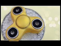 CAKE - It Spins! Edible Fidget Spinner Cake by Cupcake Savvy's Kitchen - YouTube