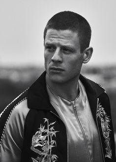 James Norton Poses for Interview Shoot, Talks War & Peace