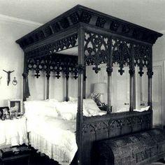 A beautiful place to sleep.