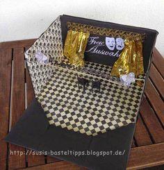 Hier gibt es Basteltipps für Kartenbastler und Stempelfreunde - (nicht nur) von Stampin' Up!