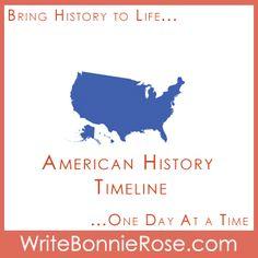 American History Timeline Worksheets